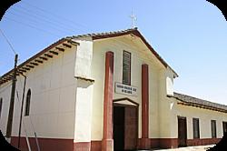 Parroquia Sagrado Corazón de Jesús de Gualleco
