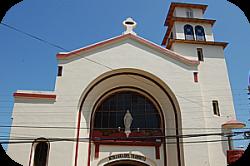 Parroquia Nuestra Señora del Tránsito de Molina