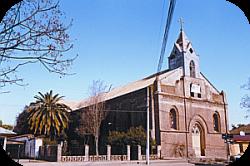 Parroquia San José de Pelarco