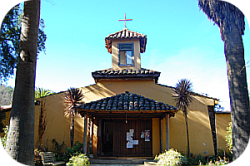 Parroquia Nuestra Señora del Carmen de Vichuquén