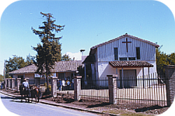 Parroquia San José de Colín