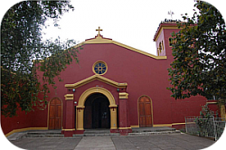 Parroquia Santísimo Sacramento de la Eucaristía de Hualañé