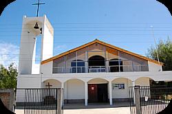 Parroquia Inmaculada Concepción de Pencahue